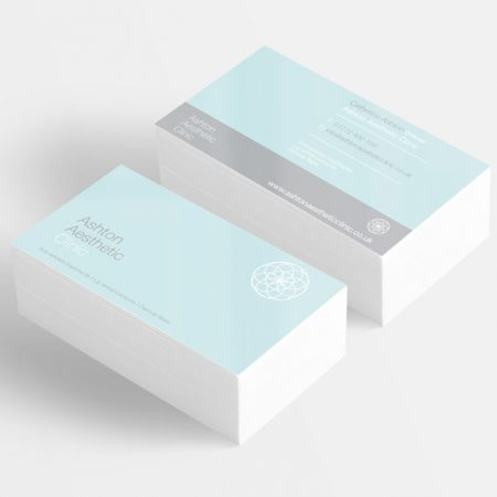 Ashton Aesthetic Clinic Branding & Stationery